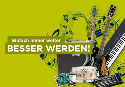 Musiklehrer und Musikunterricht in Kassel und Umgebung