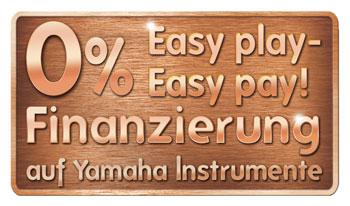 Yamaha 0% Finanzierungsaktion